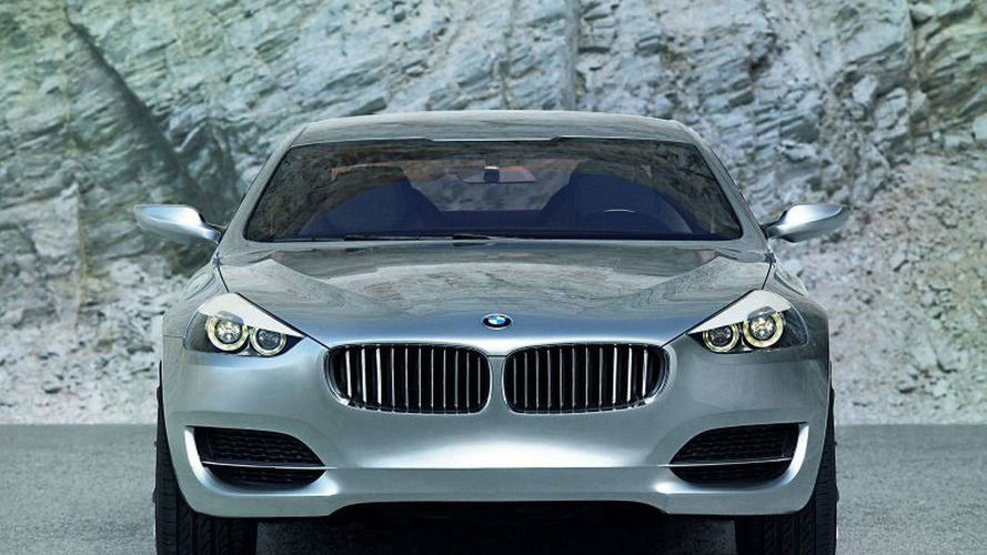 BMW CS Concept Based Production Version Officially Cancelled!!