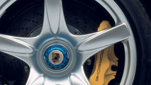 Carrera GT forged magnesium wheel