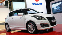 2012 Suzuki Swift Sport - 14.9.2011