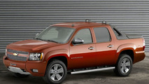 Chevrolet Avalanche Z71 Plus