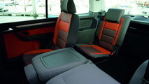 Volkswagen CrossTouran: In Detail