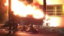 Fatal Tesla Model S fire highlights EV safety concerns