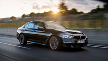 2018 BMW M550i xDrive is quickest 5 Series ever