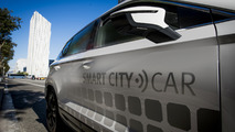 SEAT Ateca with Smart City Connectivity