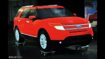 Ford Explorer LEGO