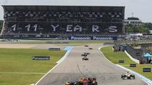 Hockenheim warns Ecclestone of contract 'consequences'