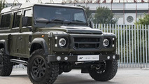 Kahn Design and CTC reveal tuned Land Rover Defender