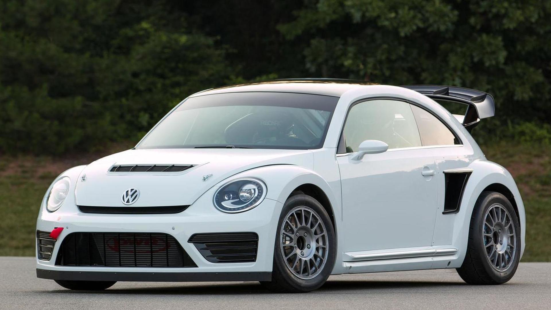 544 bhp Volkswagen Beetle GRC featured in new clip [video]
