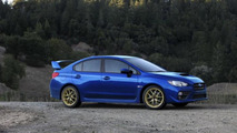 Allegedly official 2015 Subaru WRX STI images hit the web