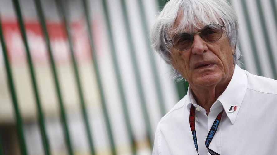Ecclestone tells F1 chiefs German GP not dead yet