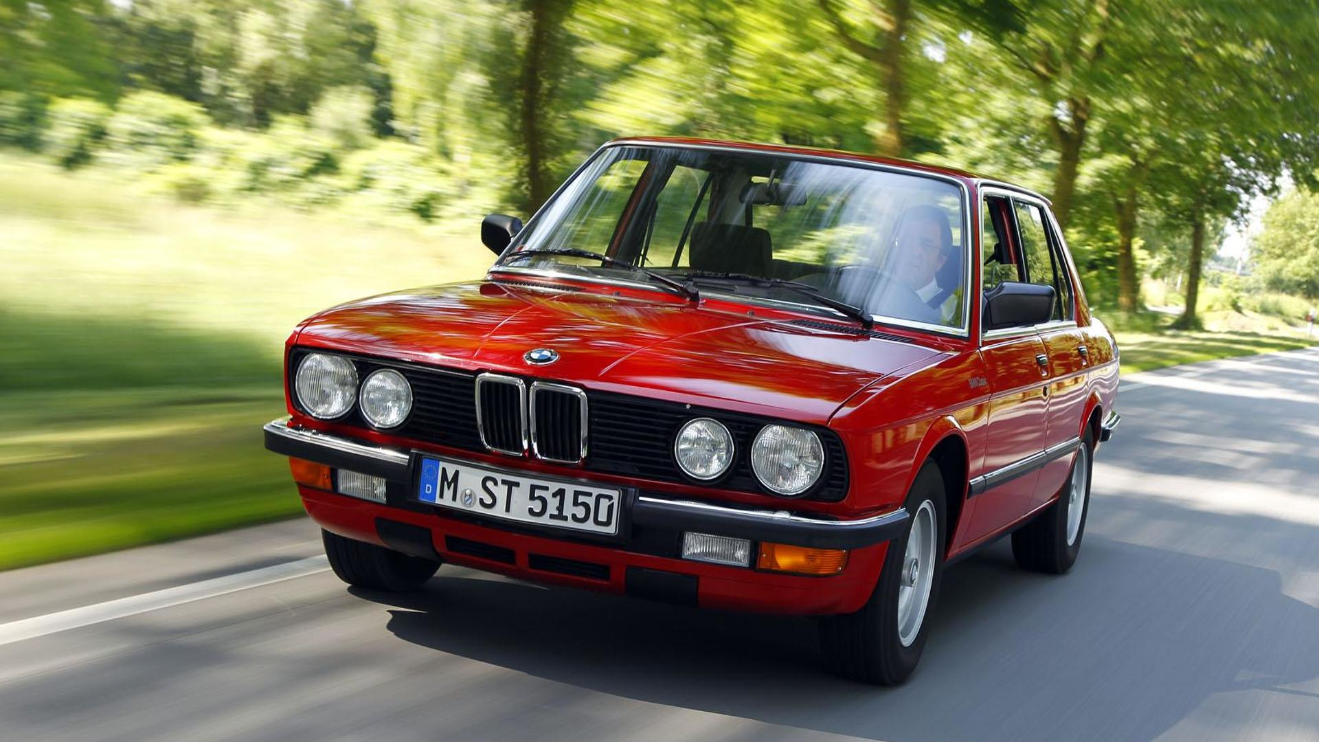 BMW celebrates 30 years of diesel engines