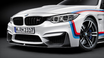 BMW installs new M Performance parts on the M4 Coupe for 2015 SEMA