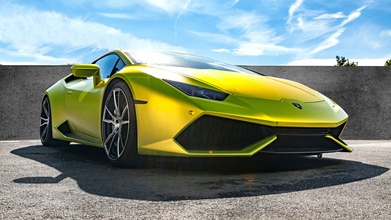 Lamborghini Huracan by xXx Performance