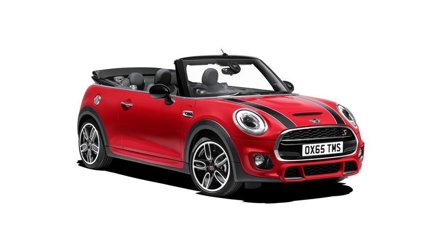 2016 MINI Convertible goes official [videos]