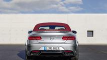 Mercedes-AMG S63 4MATIC Cabriolet Edition 130 graces Detroit