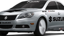 Boosted Suzuki Kizashi targets 200mph at Bonneville