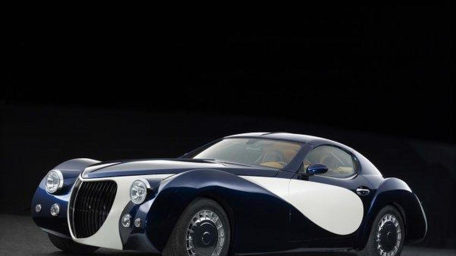 HMC Hidalgo underpinned by Mercedes SLK - classic design fused with modern tech