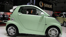 smart fortwo BRABUS Electric Drive Unveiled in Geneva