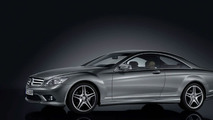 Mercedes-Benz CL-Class with AMG Sports package