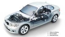 2012 BMW ActiveE revealed [videos]