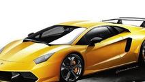 Lamborghini LP 700-4 to use carbon fiber body - further details revealed