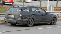Mercedes E-Class Estate/ Wagon Spied