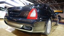 Maserati Quattroporte Sport GTS at 2009 NAIAS