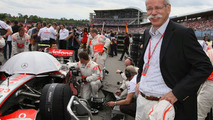 Mercedes must win to stay in F1 - Zetsche