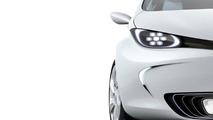 Renault ZOE Preview concept 30.09.2010