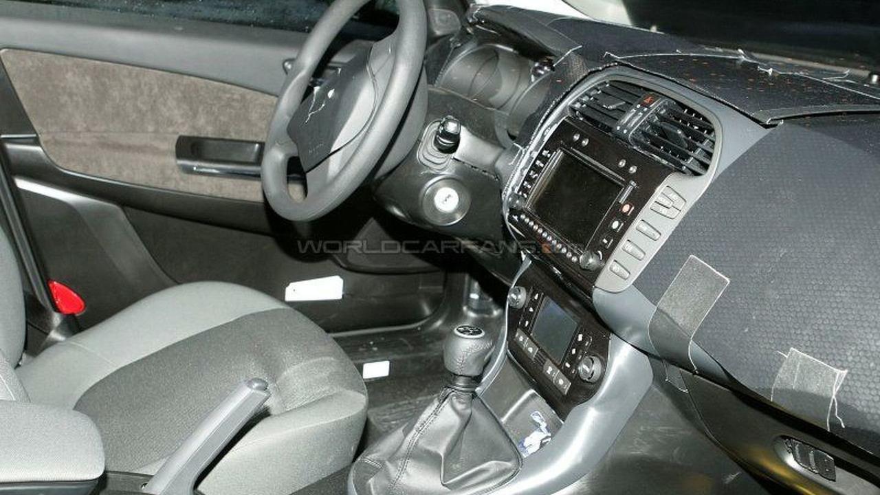 Fiat Bravo Spy