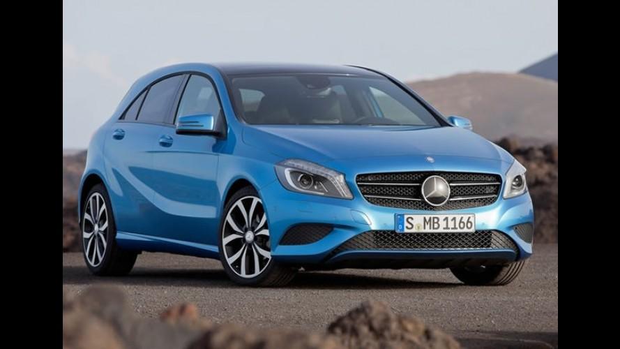 Novo Mercedes Classe A servirá como base para crossover
