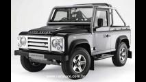 Land Rover lança edição especial Defender SVX para comemorar 60 anos