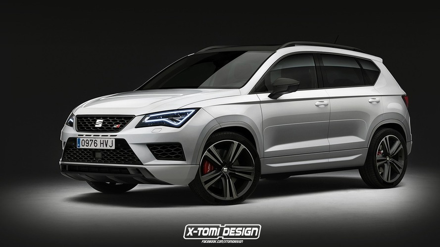 SEAT Ateca Cupra unlikely to arrive before late 2017