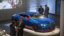Bentley unveils 2017 GT Speed lineup in NYC