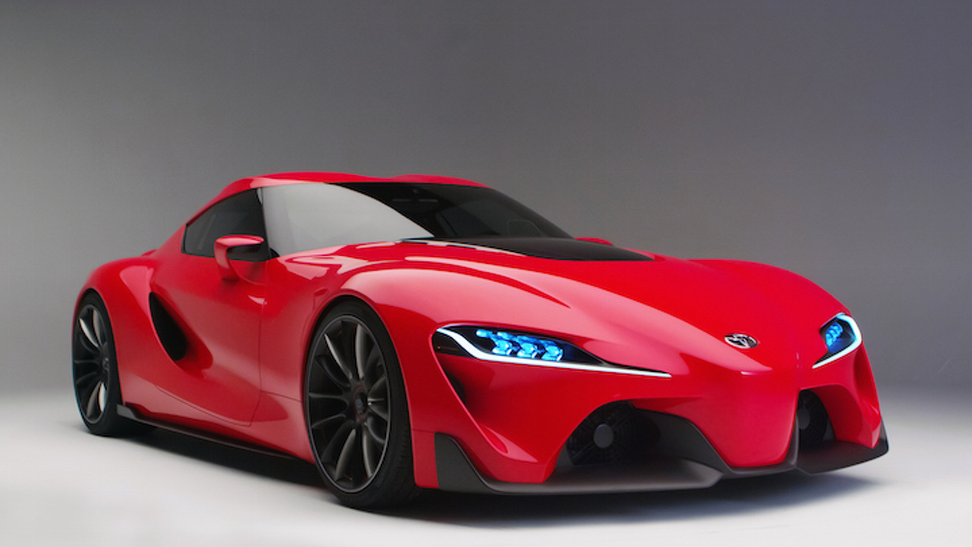 More detail on the upcoming Toyota Supra