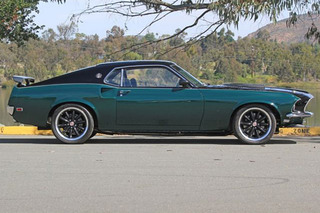 This '69 Ford Mustang is a Lesson in Tasteful Modification