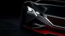 Peugeot drops two additional teasers for supercar concept