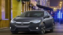 All-new 2016 Honda Civic Sedan revealed in United States with turbocharged engine
