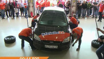 German team sets new Guinness World Record for the fastest tire change