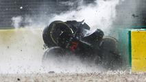 Data reveals Alonso's 305km/h Melbourne crash peaked at 46G