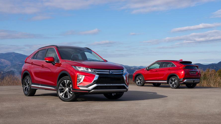 Novo Mitsubishi Eclipse é revelado com motor turbo e tração 4WD