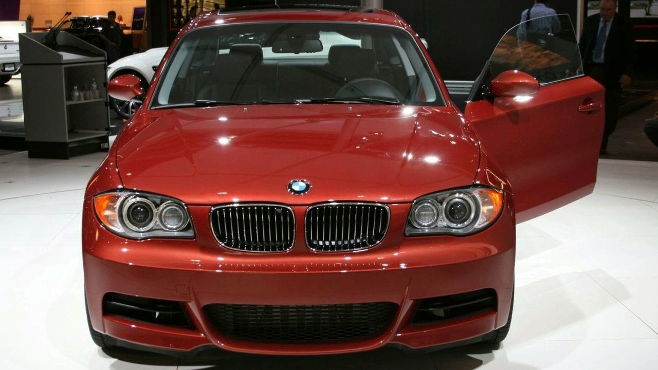 BMW 1 Series Coupe at LAIAS