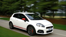 Fiat Grande Punto Abarth: In Detail