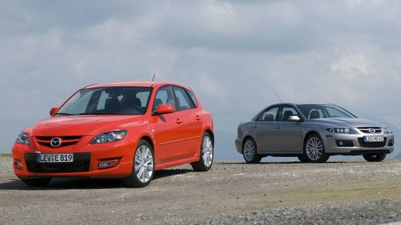 Mazda3 MPS to join Mazda6 MPS
