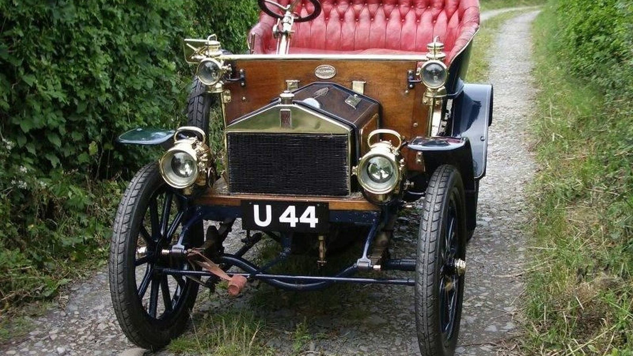 World's Oldest Rolls-Royce produced in 1904