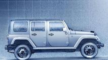 New Multipurpose Jeep J8