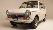 The first Honda imported to North America has been fully restored