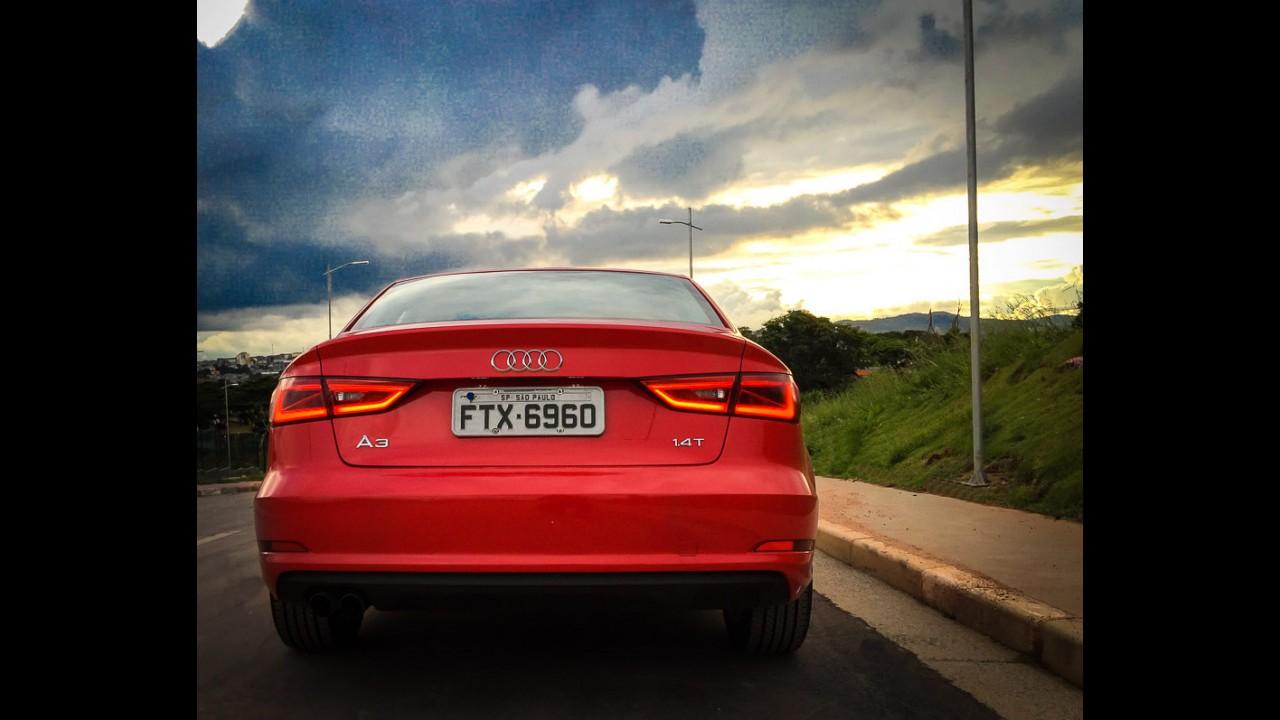 Garagem CARPLACE#6: seguro do A3 Sedan varia de R$ 5,8 mil a R$ 20 mil