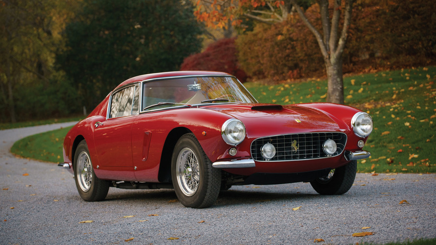 Ferrari 250 GT SWB Berlinetta targets $9.5 million at auction