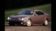 Mercedes-Benz CLK Coupe